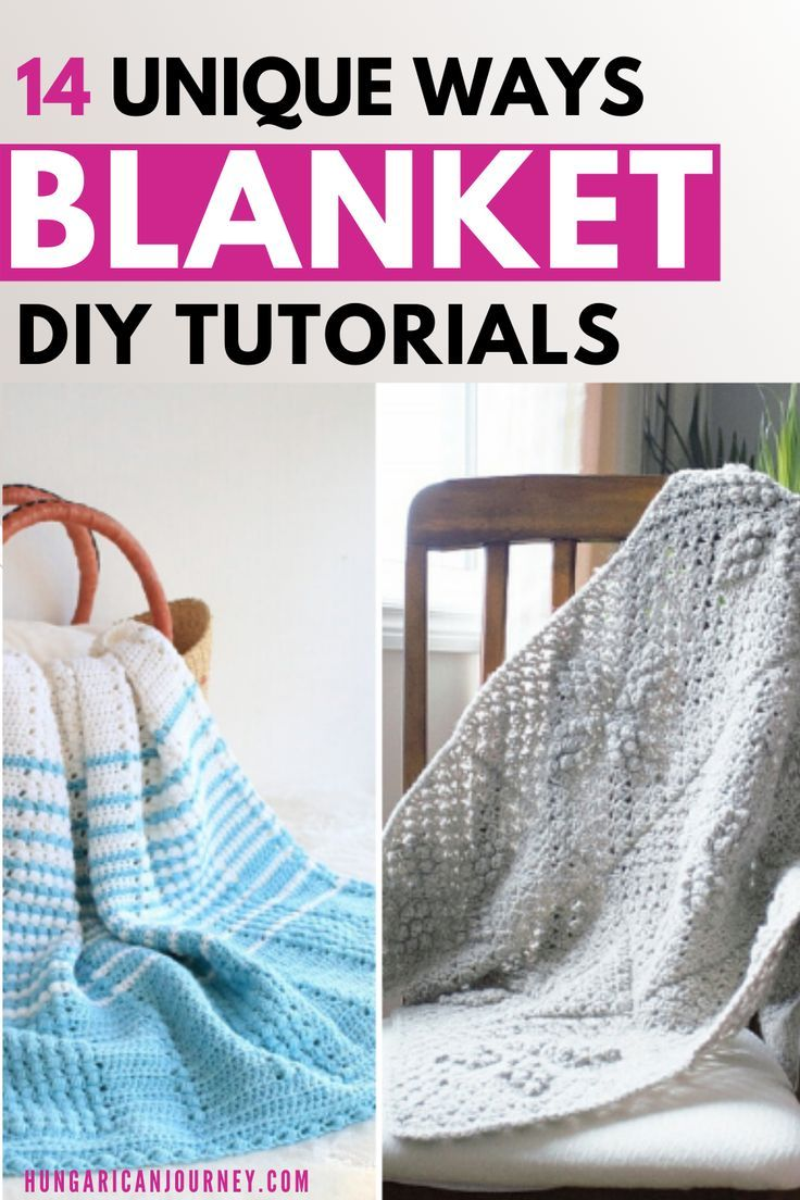 Best Handmade Blanket Ideas And How To