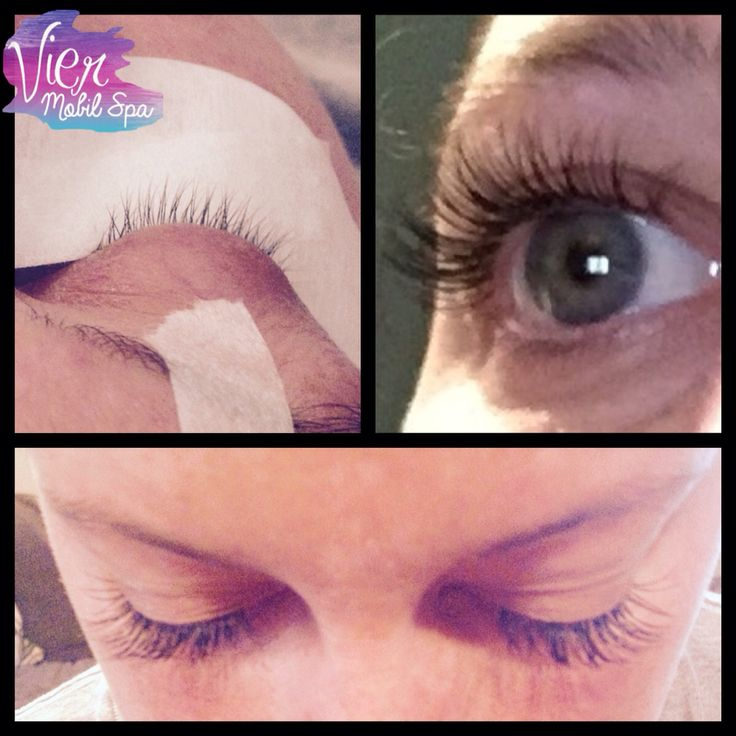 Single Eyelash Extension  Classic look by Vier Mobil Spa