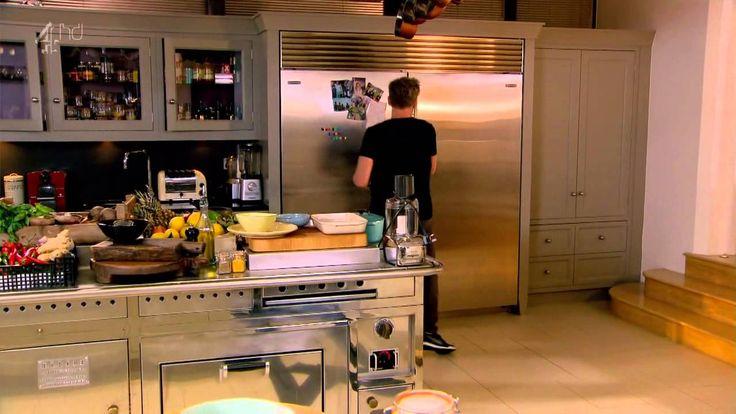 Gordon Ramsay's Saffron flat breads