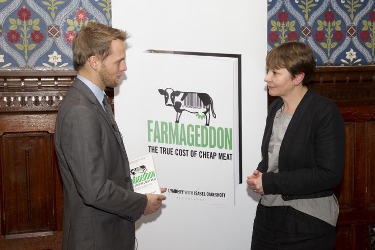 Raw campaigner, Jonty Whittleton and Caroline Lucas MP (C) drewphotography