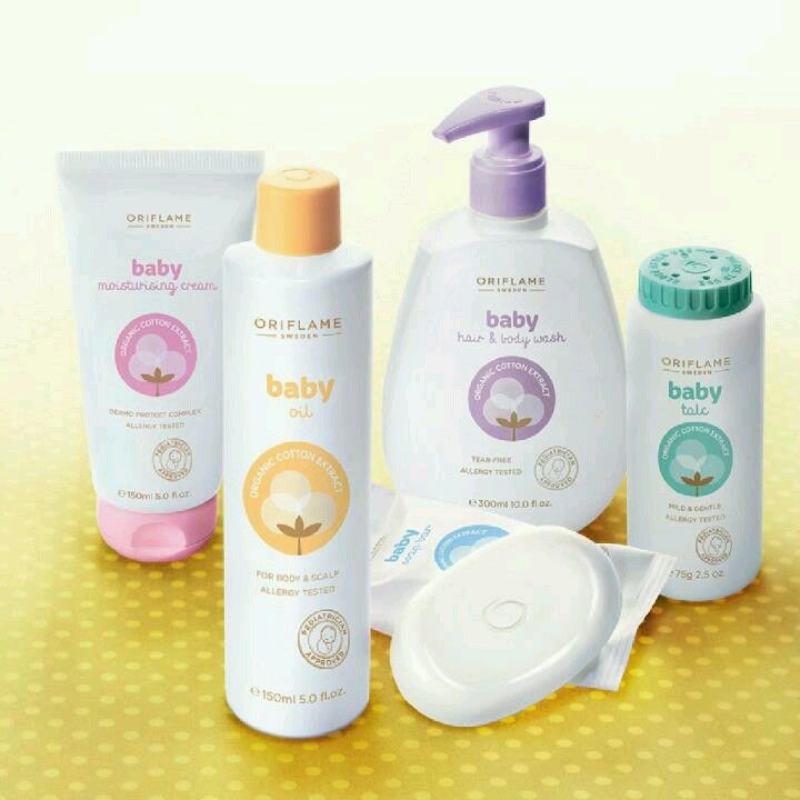 Baby Line Oriflame