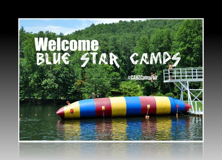 Blue Star Camps! come meet them at the fair on the 15th of Jan 2014!#CANZCampFair