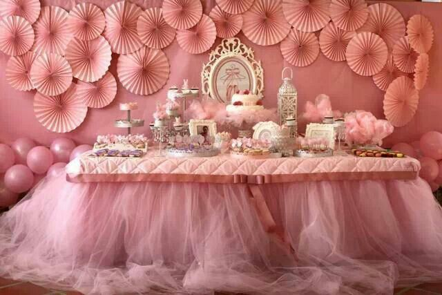 Ballerina party  (Over the top- Gorgeous)
