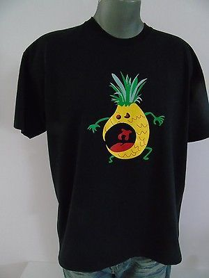 The Pineapples Re-Unite Concert  Music Band Classic 60s Rock T-Shirt Size XL