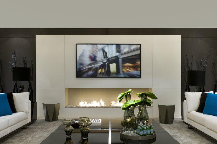 Bruleur ethanol design AFIRE pour installer une cheminée moderne. http://www.a-fireplace.com/fr/bruleur-ethanol/