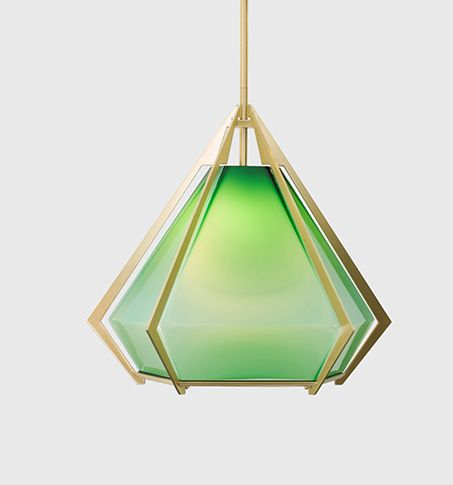 92 best lighting images on pinterest light design lighting and pendants green glass with blackened steel metal aloadofball Image collections