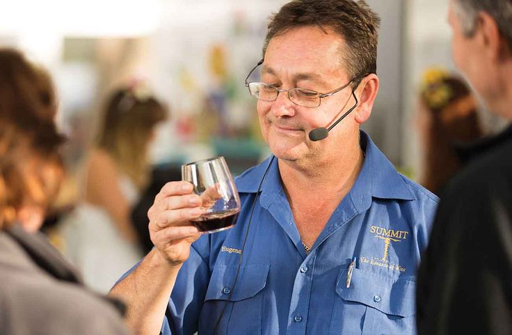Attend the free sessions in the Farm to Plate Space and become a wine expert