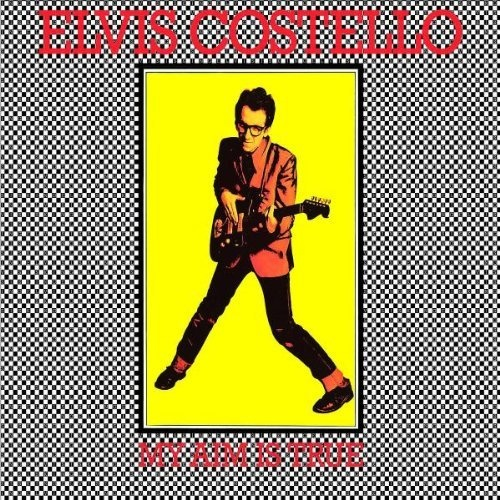 Image result for my aim is true elvis costello ted burke
