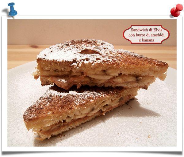 Imparare l'Arte della Cucina Quotidiana: Nigella Lawson: sandwich di Elvis Presley con burr...
