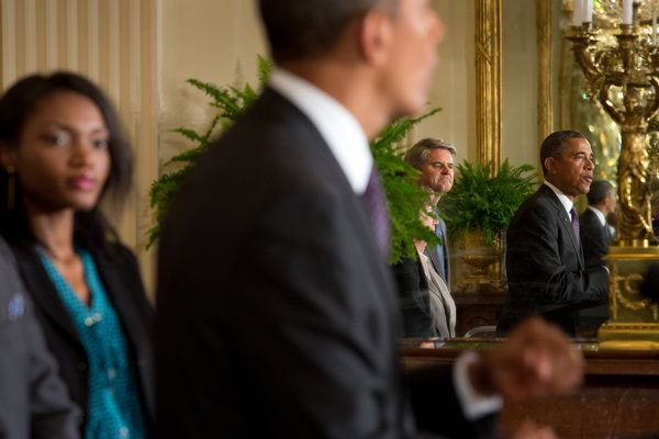 """""""Obama Endorses Immigration Bill as Debate Is Set,"""" NYTimes.com, 2013.6.11"""