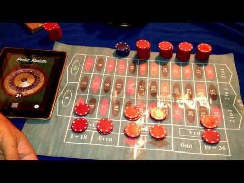 Roulette five quad strategy
