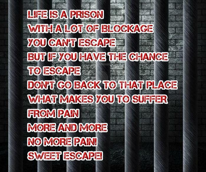 Best 25+ Prison Quotes Ideas On Pinterest
