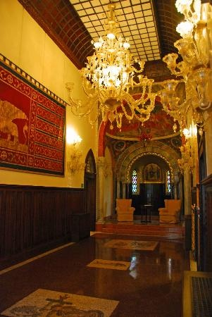 Hallway on 2nd Floor, Palazzo Stern Venice