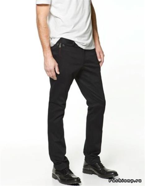 Как пошить мужские штаны