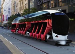Future #Transportation Idea. #tram #innovation #technology #progress
