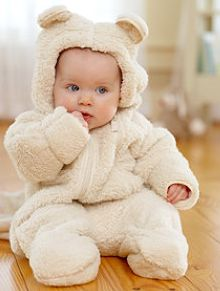 warm newborn coats | Baby Gifts: 6 Baby Clothes Gifts Under $50