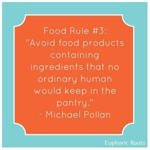 1000+ images about Food Rules ~ Michael Pollan on Pinterest