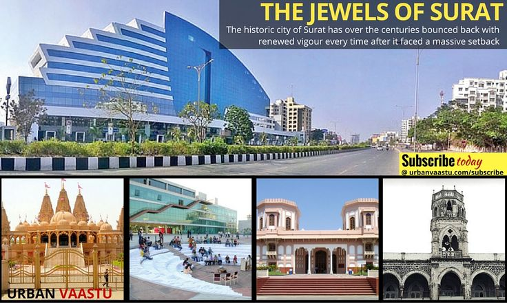Liveable Cities : The #Jewels Of #Surat