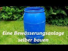 Bewässerungsanlage für Pflanzen selber bauen. Mister Greens Welt – YouTube – Rainer Scherb