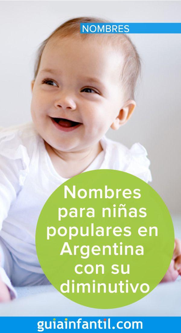 14 Tiernos Nombres Para Niñas Populares En Argentina Con Su Diminutivo Nombres De Niñas Nombre De Bebes Niños Nombres Para Bebes Niños