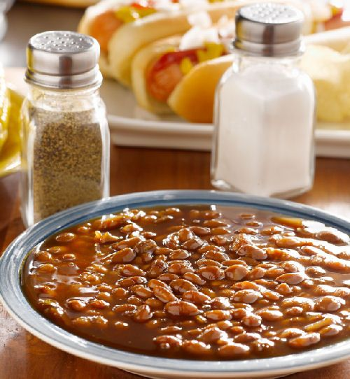Boston Baked Beans Recipe Challenge - The Wilderness Wife - www.wildernesswife.com  #baked beans recipe