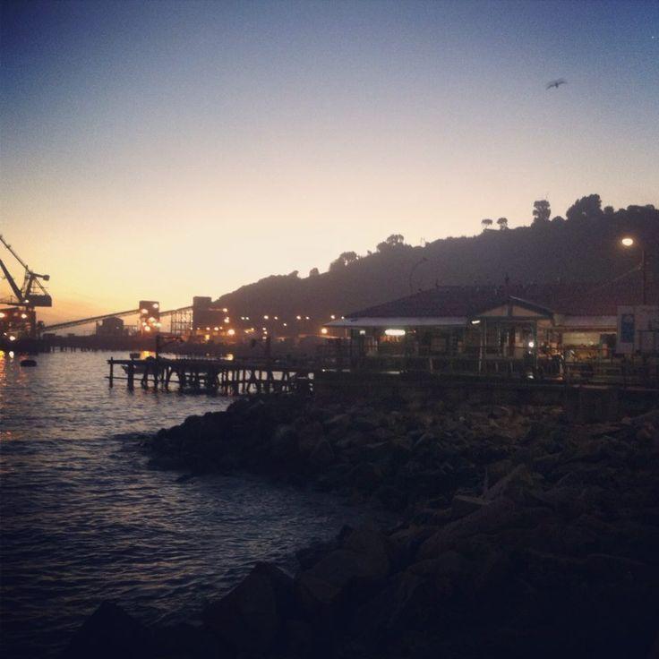 Puerto de San Antonino, Valpariso, SCL