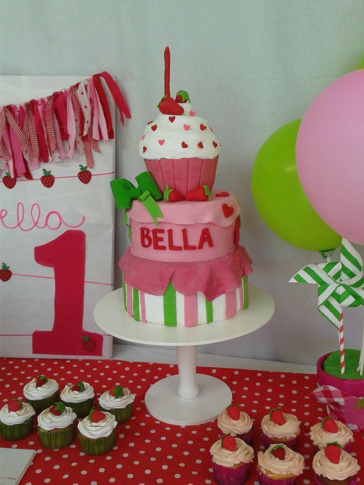 #Cakes #Party #StrawberryShortCake