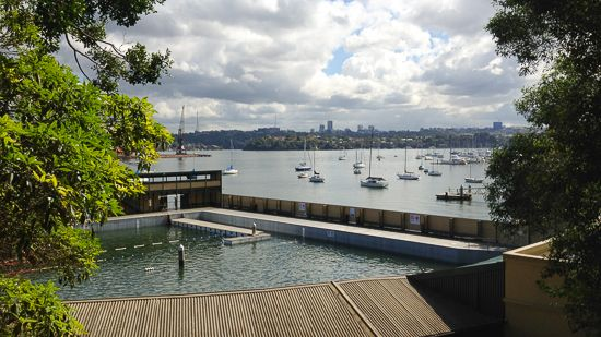 Dawn Fraser Pool, Balmain. See more here: http://www.seanasmith.com/dawn-fraser-pool-baths-balmain-sydney/