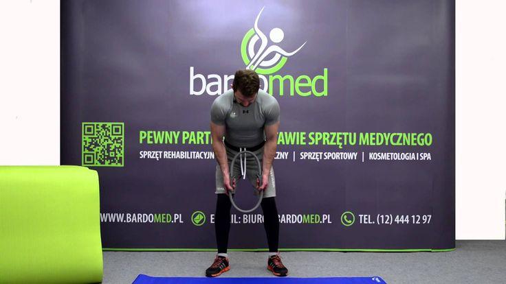Ćwiczenie aktywujące mięśnie klatki piersiowej