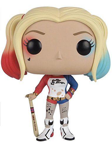 Figurine POP Suicide Squad Harley Quinn Suicide Squad…