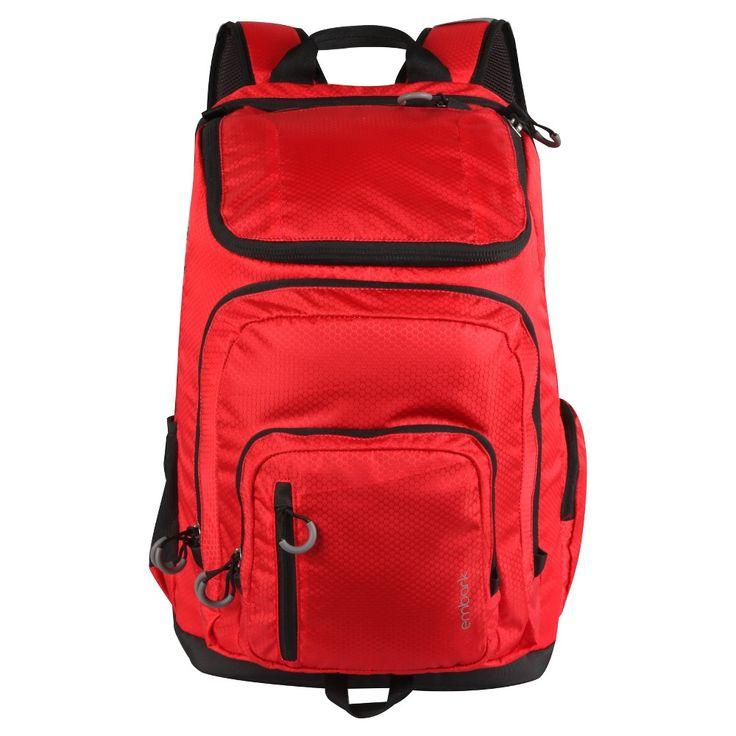 19 Jartop Elite Backpack - Company Red - Embark