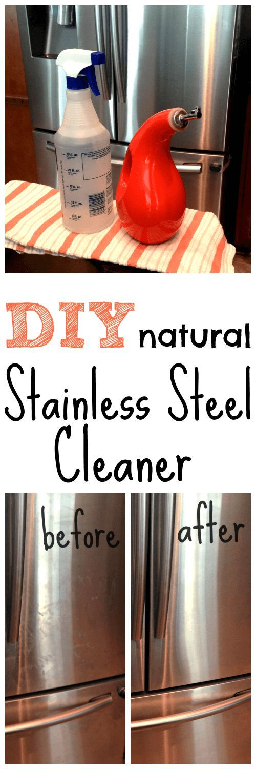 superior Best Stainless Steel Cleaner For Kitchen Appliances #8: Best Homemade Stainless Steel Cleaner