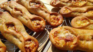 Pizzás ladikok | Betty hobbi konyhája