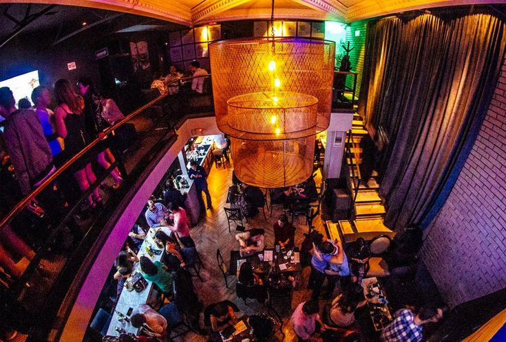 Los 10 bares más cool de Monterrey - The happening
