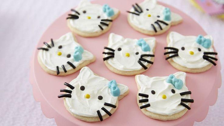 Эти файлы cookie пришел быстро вместе с помощью смеси сахара Крокер™ печенья Бетти. Нет необходимости в специализированном формочках! Просто следуйте нашим инструкциям ниже, для формирования и приготовления печенье.