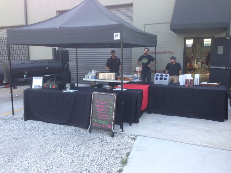 At Aardwolf Taproom for Wednesday Night Pilot Batch Releases & BBQ