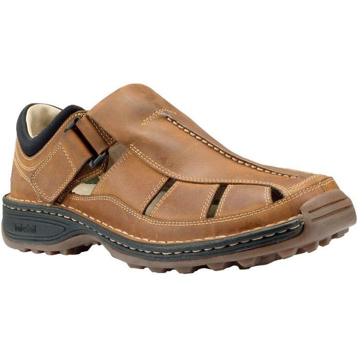 Timberland Men's Altamont Sandals, Tan