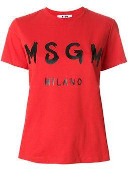 ロゴプリント Tシャツ