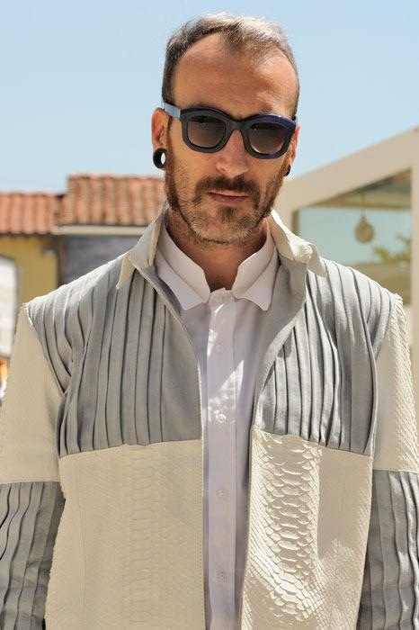 Pitti Uomo glasses by Kuboraum