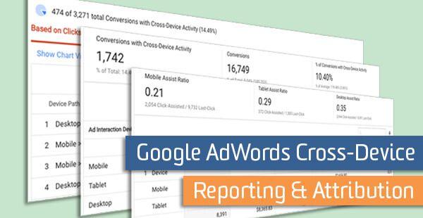 Google AdWords Cross-Device Reporting & Attribution