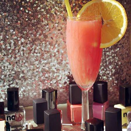 """Downtown Saratoga welcomes Glitter Nail Bar, the city's first """"social"""" nail salon with standout services, competitive prices, a wine/beer/light app menu, and the ambiance of a chic NYC lounge... Read full article at http://www.roohanrealty.com/roohan-realty-news/glitter-nail-bar/"""