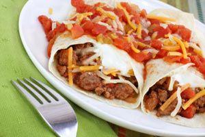 Taco Bell Chili Cheese Burrito