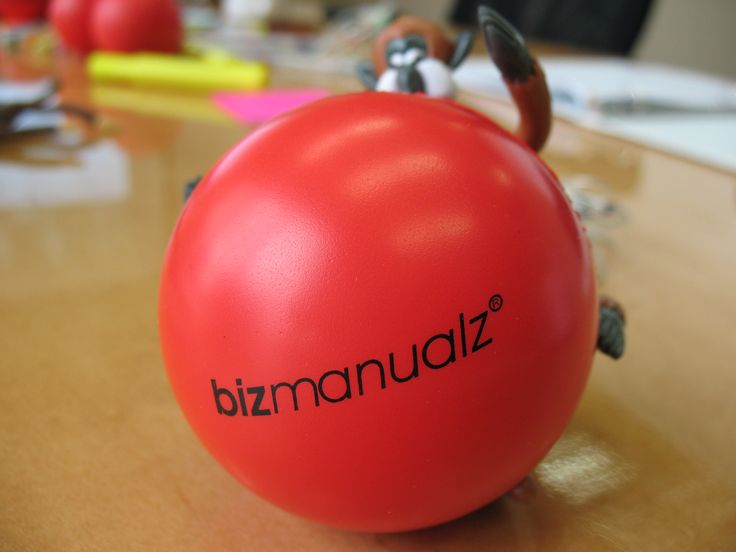 Bizmanualz Having A Ball