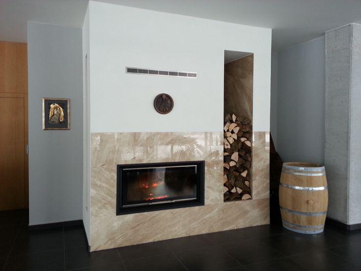 Krbová vložka BEF Home Trend V10 Realizácia - Krbex s.r.o. Miesto realizácie - Svätý Júr eshop.krbex.sk  #krb #fireplace