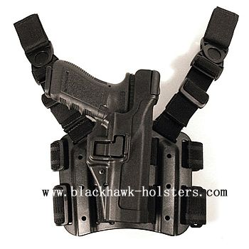 BLACKHAWK Serpa Level 3 Tactical http://www.blackhawk-holsters.com/