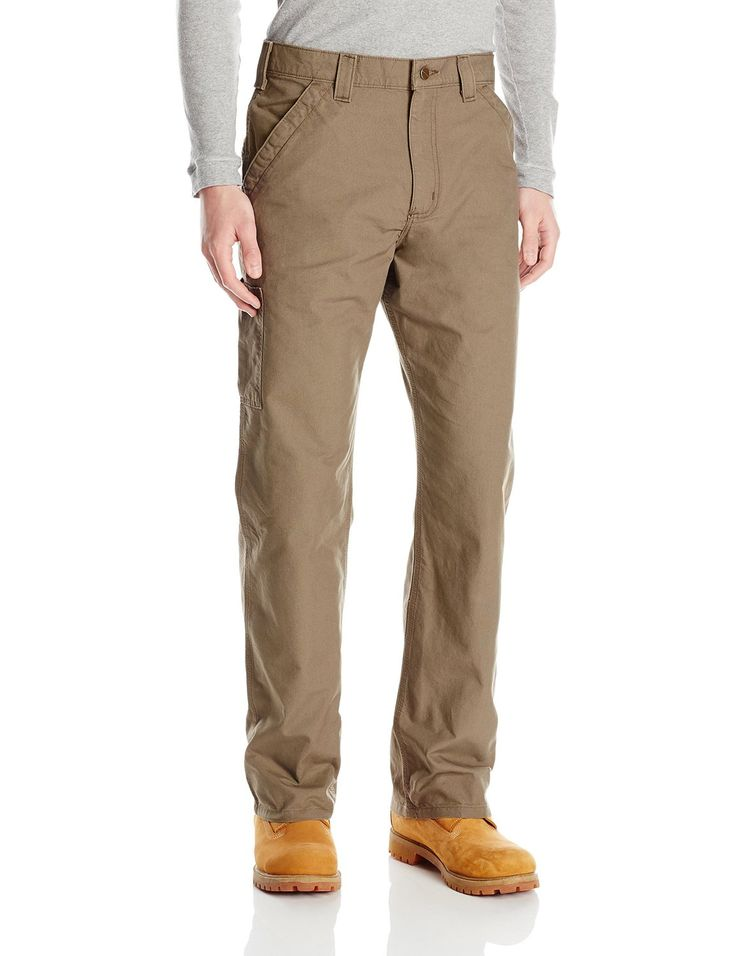 Carhartt Men's Canvas Work Dungaree Pant B151 * Amazing shoe product just a click away  : Carhartt Boots