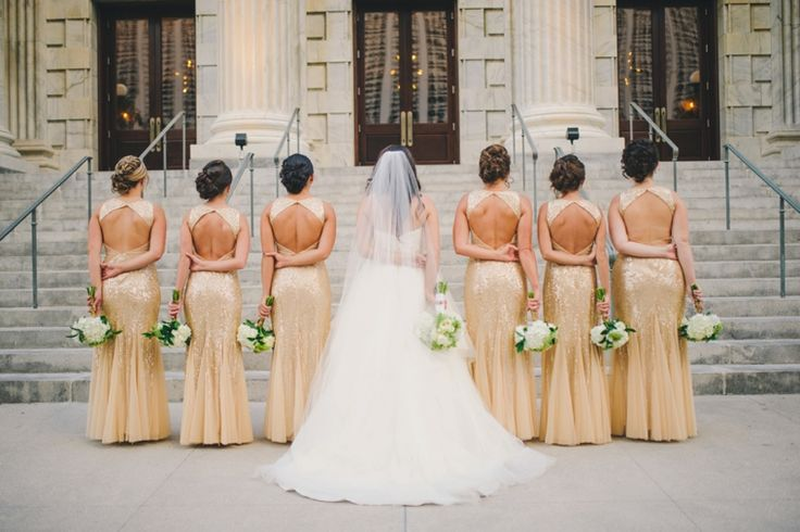 A Black and Gold 1920s Inspired Wedding | Featured on Every Last Detail | 1920's wedding inspiration | Gatsby wedding inspiration | Kelly Hancock Event Planning | photo by Regina as the photographer