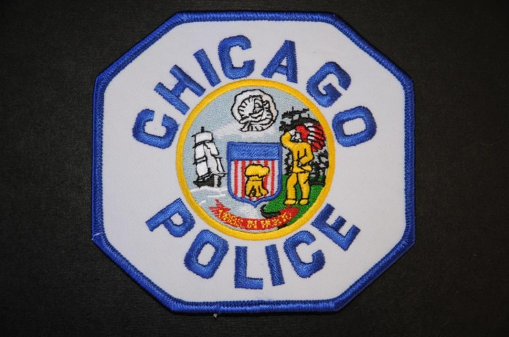 Chicago Police Patch, Cook County, Illinois (Current Issue)