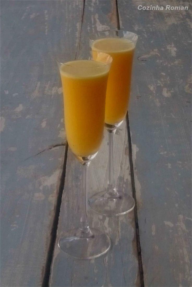 Love Soane, ou drink de limonada de maracujá….