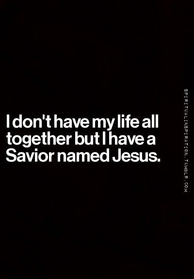 Yes, THIS is the essence of salvation. Amen